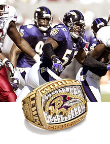 Baltimore Ravens NFL Odds