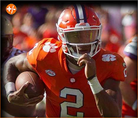 College Football Free Pick, Betting Trends and Vegas Odds | Clemson vs Virginia Tech