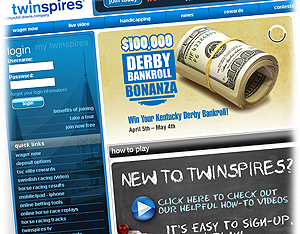 TwinSpired Horse Betting Site Review