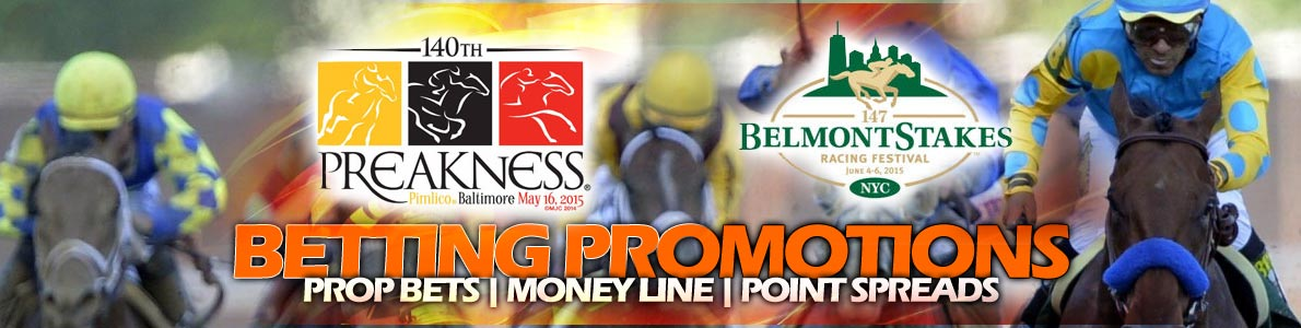 2015 Las Vegas Odds, Picks and Predictions on the Belmont and Preakness Stakes
