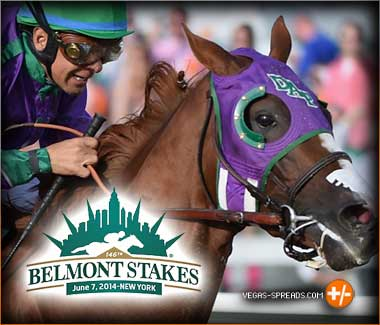 Belmont Stakes 2014 - Post Positions - California Chrome Odds