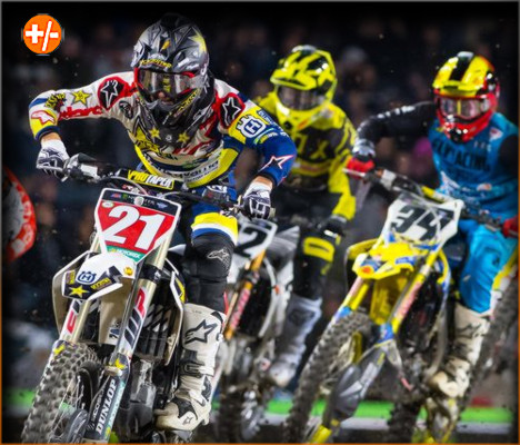 Monster Energy Supercross 2018: Triple Crown Event