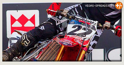 Chad Reed - 2013 Supercross
