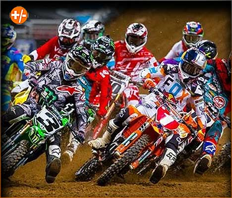 Monster Energy Supercross 2018 Schedule