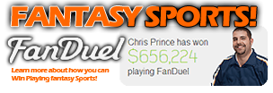 Fantasy Sports - Win Big Playing Fantasy Football
