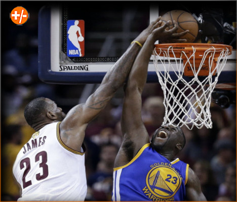 2018 NBA Final Betting Odds, Stats &  Trends: Cavaliers vs Warriors Game 1