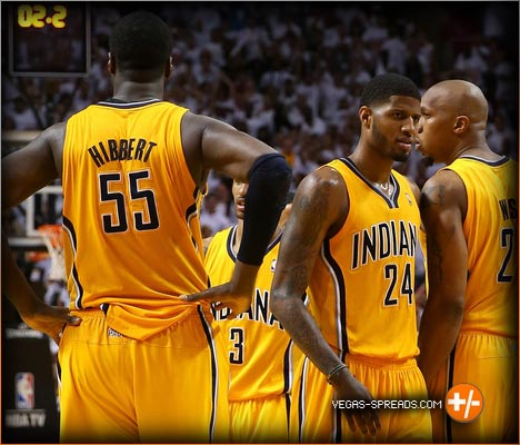 Vegas Odds, Picks & Predictions - Pacers vs Wizards NBA Playoffs