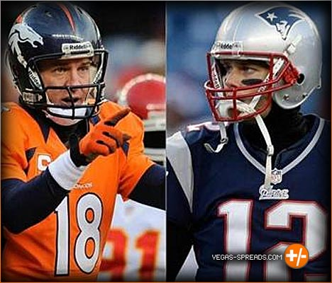 Manning Vs Brady - 2013 AFC Title Picks, Odds, predictions