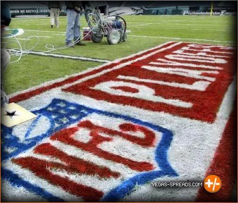 2014 NFL Playoffs - Vegas Odds and Betting trends on AFC & NFC Championships