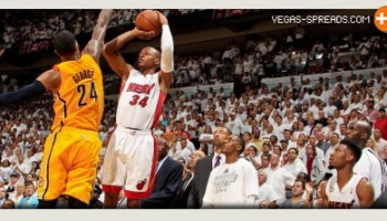 NBA Playoff Odds: Heat VS Pacers Line Moves